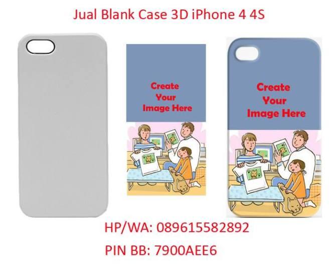 Jual Casing Polos iPhone 4