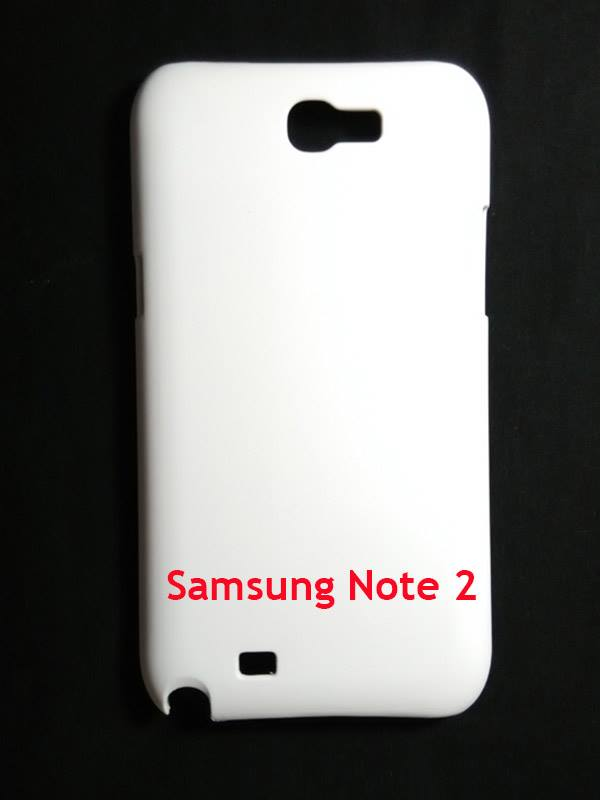 Jual Case Polos Samsung Note 2