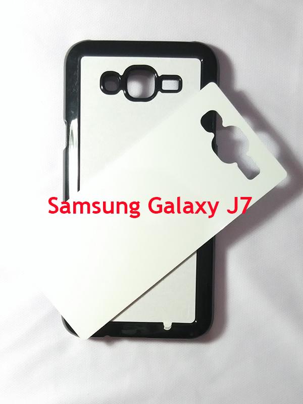 Jual Case Polos 2D Samsung Galaxy E7 Hitam