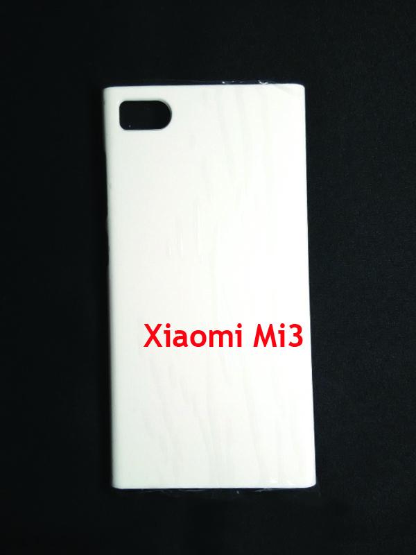 Case Polos Xiaomi Mi3