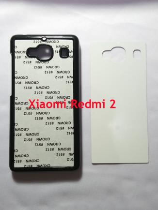 Jual Case Polos Xiaomi Redmi 2 Hitam