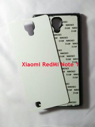 Jual Case Polos Xiaomi RedMi Note 1_Hitam
