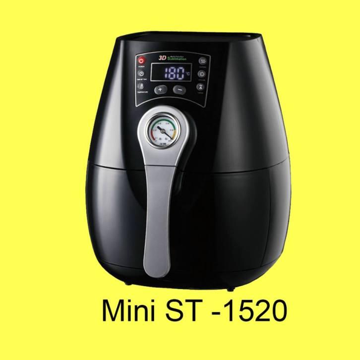 Mesin Vacuum Heat Press Mini ST-1520