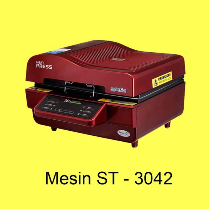 jual mesin 3D sublimasi ST-3042