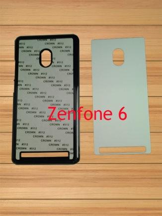 Jual Case Polos 2D Asus Zenfone 6