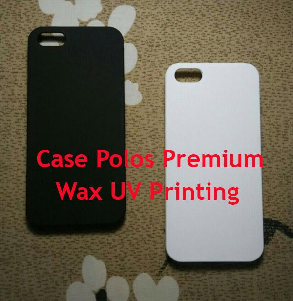 Jual Case Polos Premium Wax UV Printing