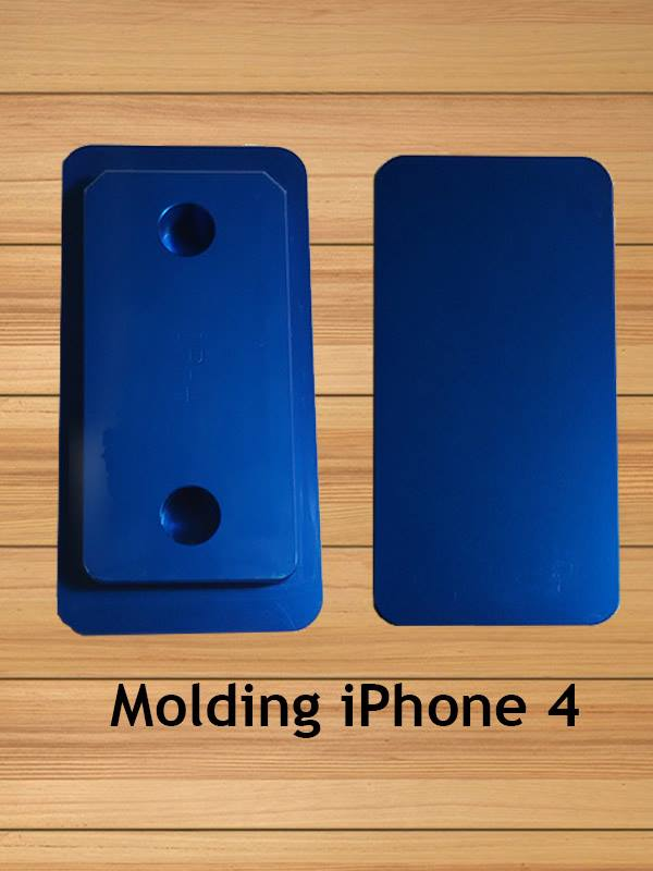 Jual Molding 3D Sublimasi iPhone 4