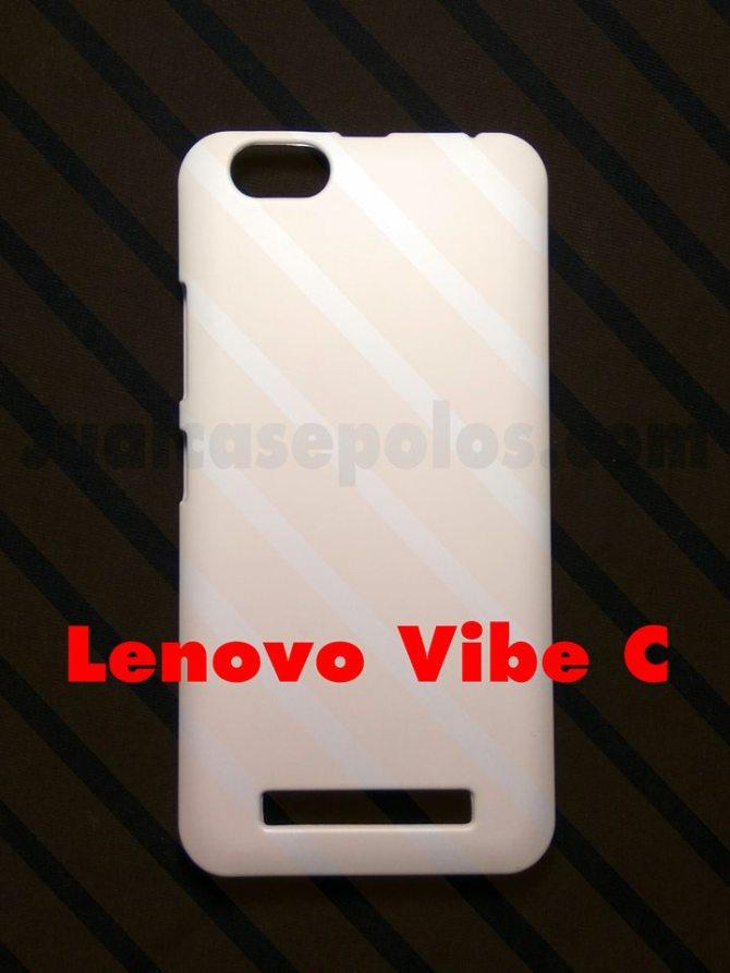 Jual Case Polos Lenovo Vibe C