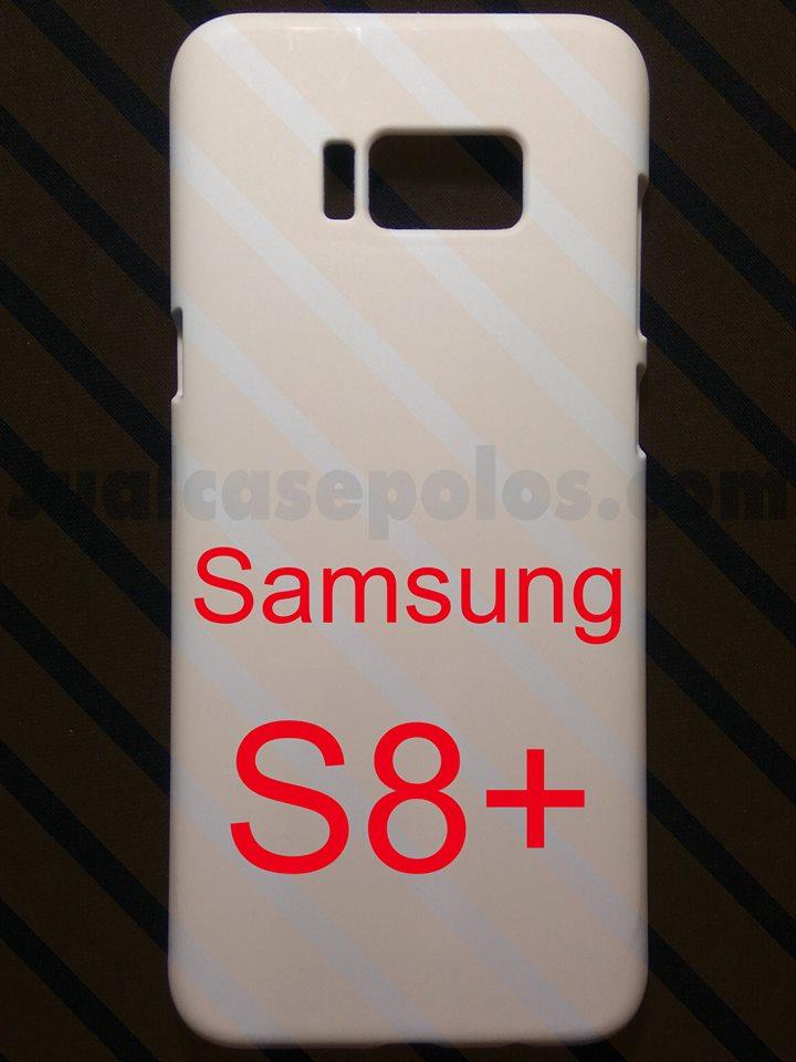 Jual Case Polos Samsung S8+