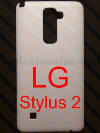 Jual Case Polos Sublimasi LG Stylus 2