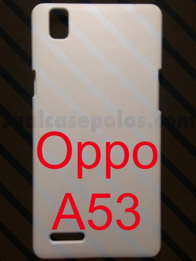 Jual Case Polos Oppo A53