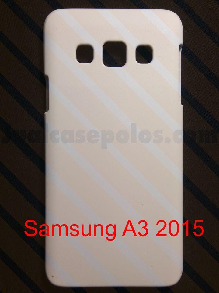 Jual Case Polos Samsung A3 2015