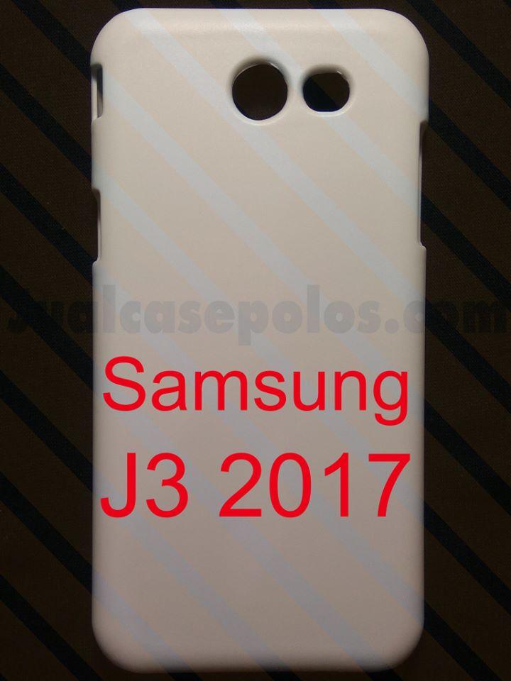 Jual Case Polos Sublimasi Samsung J3 2017