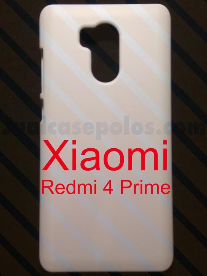 Jual Case Polos Xiaomi Redmi 4 Prime