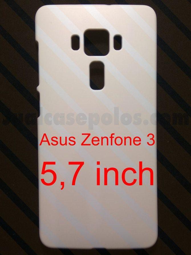 Jual Case Polos Asus Zenfone 3 5,7 inch