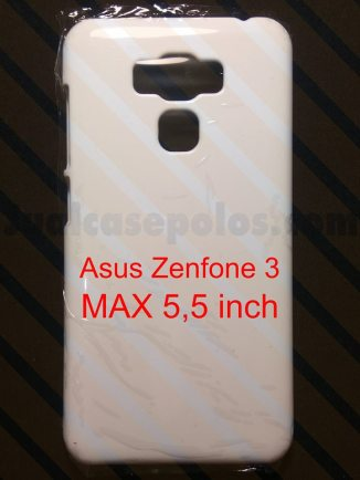 Jual Case Polos Asus Zenfone 3 MAX 5,5 inch