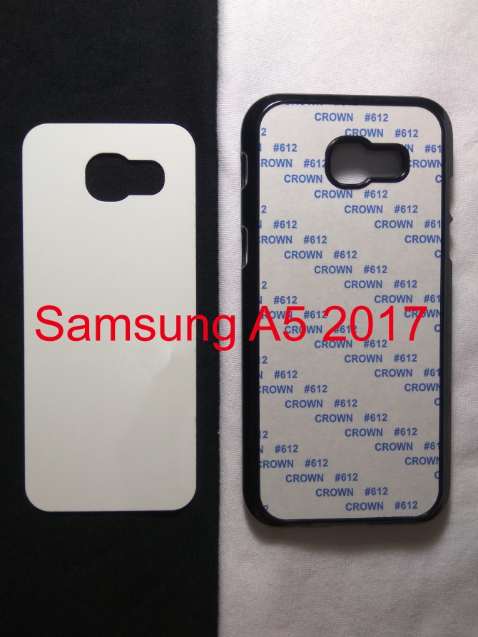 Jual Case Polos 2D Samsung A5 2017