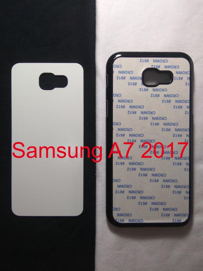 Jual Case Polos 2D Samsung A7 2017