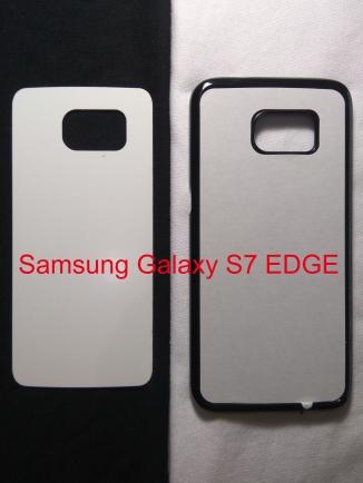 Jual Case Polos 2D Samsung Galaxy S7 EDGE