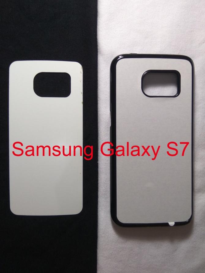 Jual Case Polos 2D Samsung Galaxy S7