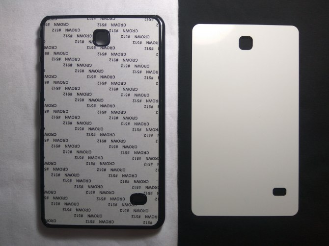 Jual Case Polos 2D Samsung Galaxy TAB4  (7inci) (T231)