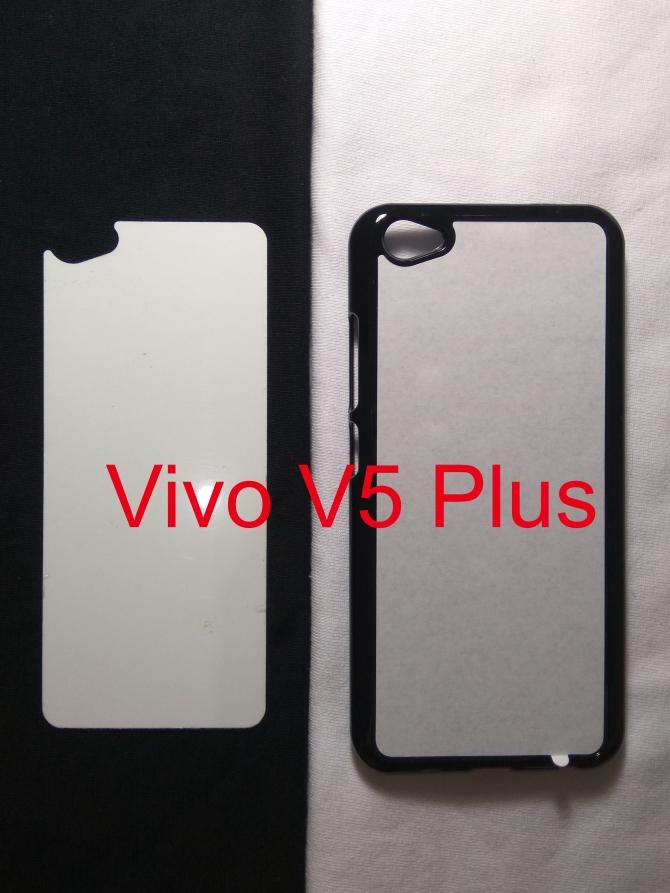 Jual Case Polos 2D Vivo V5 Plus