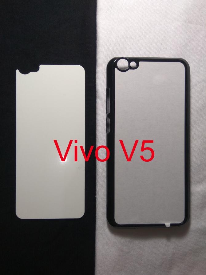 Jual Case Polos 2D Vivo V5