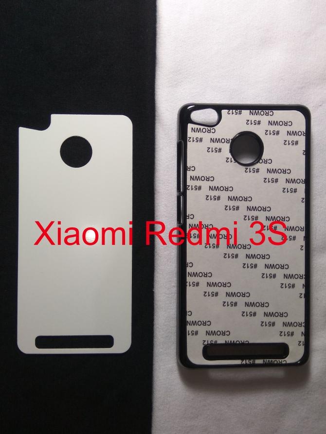 Jual Case Polos 2D Xiaomi Redmi 3S