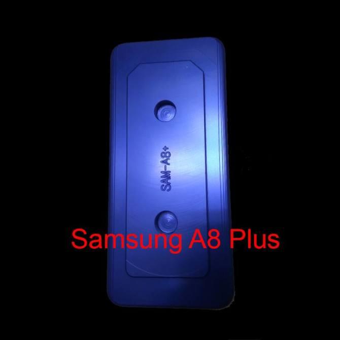 Jual Molding 3D Sublimasi Samsung A8 Plus Blue