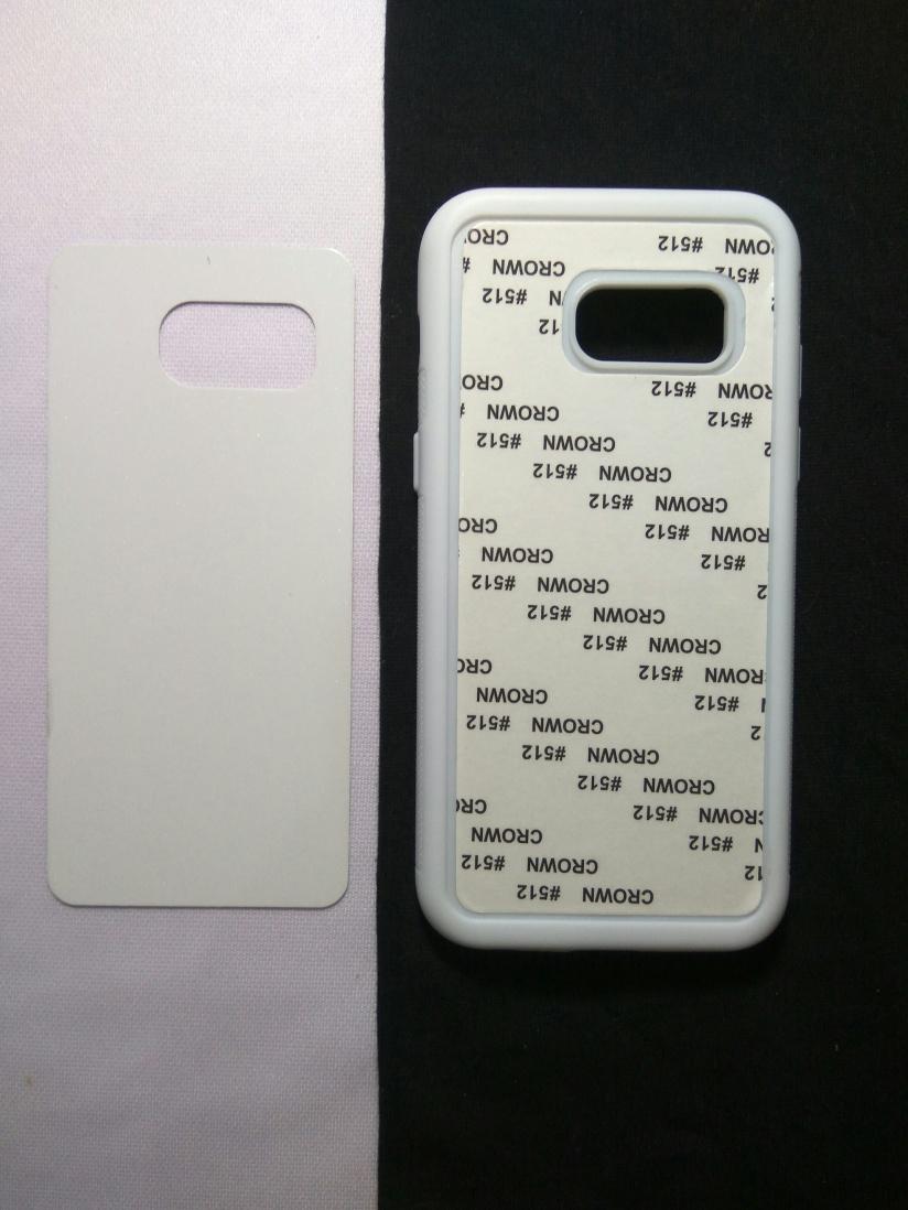 Jual Case Polos 2D Karet Samsung A3 2017