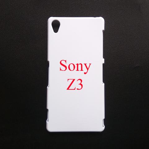 Jual Case Polos Sony Z3