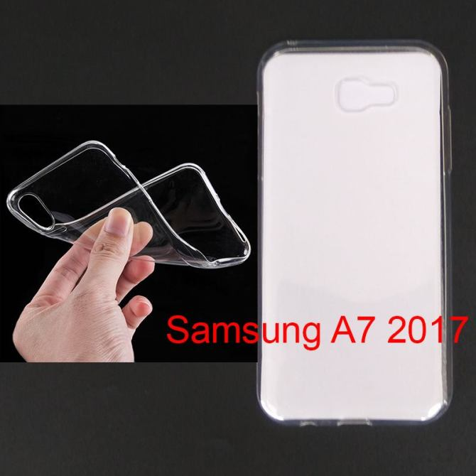 Jual Soft Case UV Samsung A7 2017
