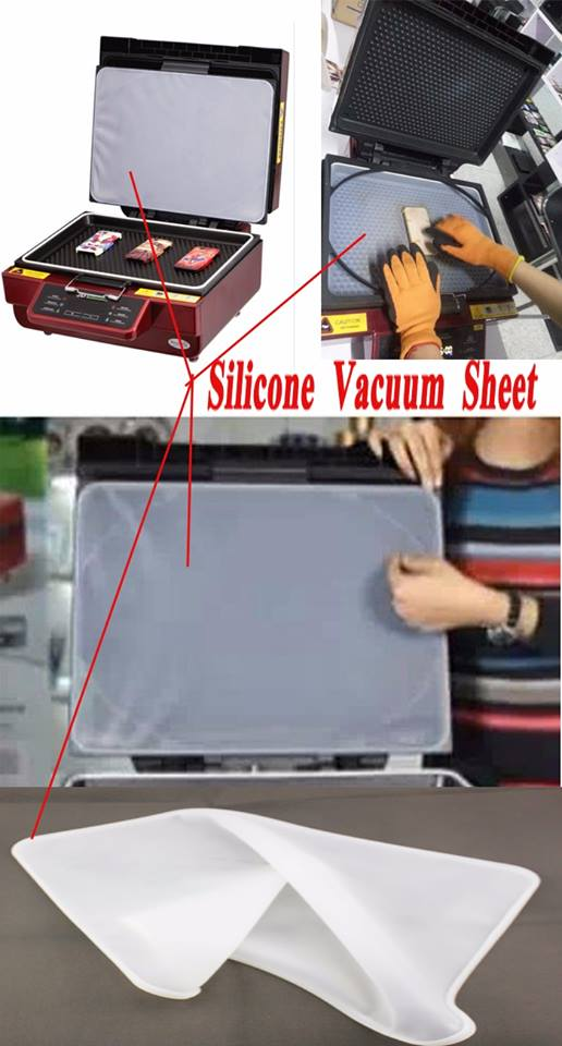 Jual Silicone Pad Mesin Vakum ST-3042