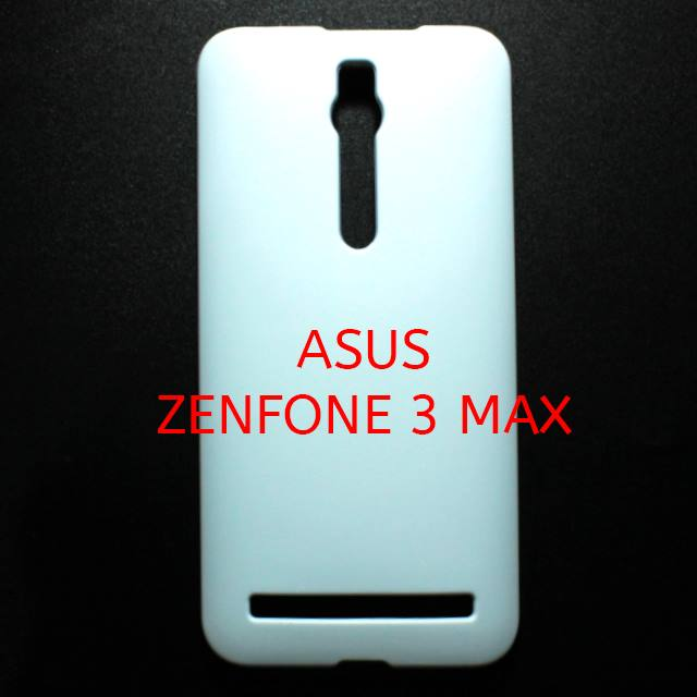 Jual Case Polos ASUS Zenfone 3 MAX