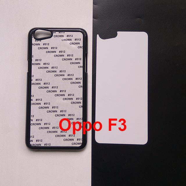 Jual Case Polos 2D Oppo F3