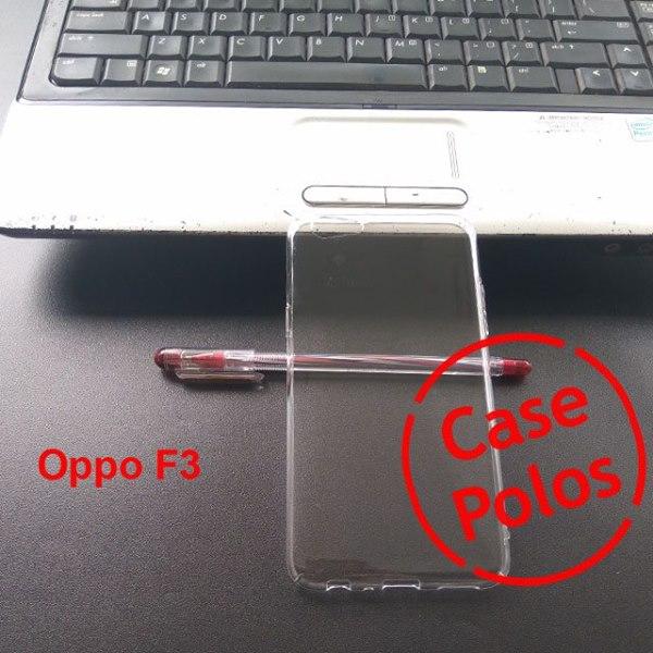 Jual Hard Case Polos UV Print Oppo F3