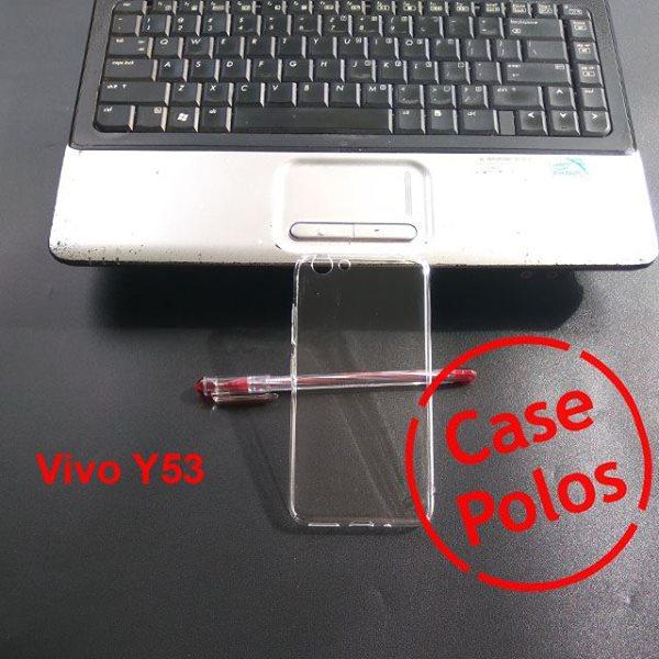 Jual Hard Case Polos UV Print Vivo Y53