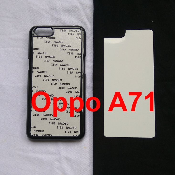 Jual Casing Polos 2D Oppo A71