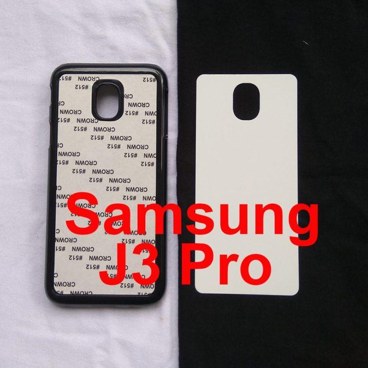 Jual Casing Polos 2D Samsung J3 Pro