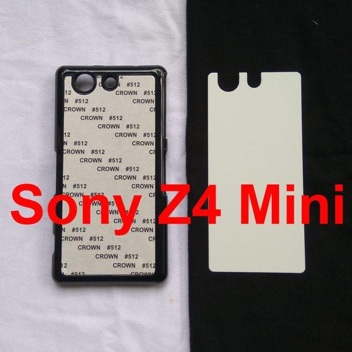 Jual Case Polos 2D Sony Xperia Z4 Mini