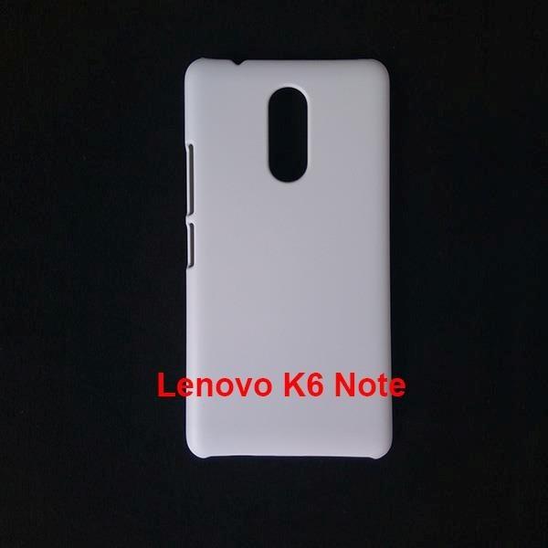 Jual Case Polos 3D Sublim Lenovo K6 Note