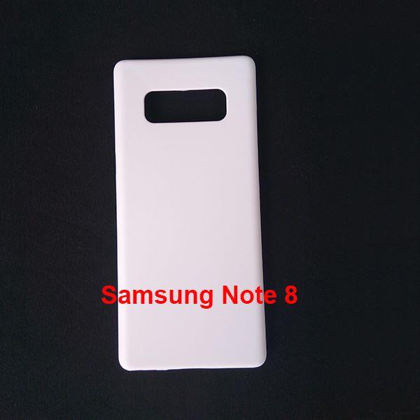 Jual Case Polos 3D Sublim Samsung Note 8