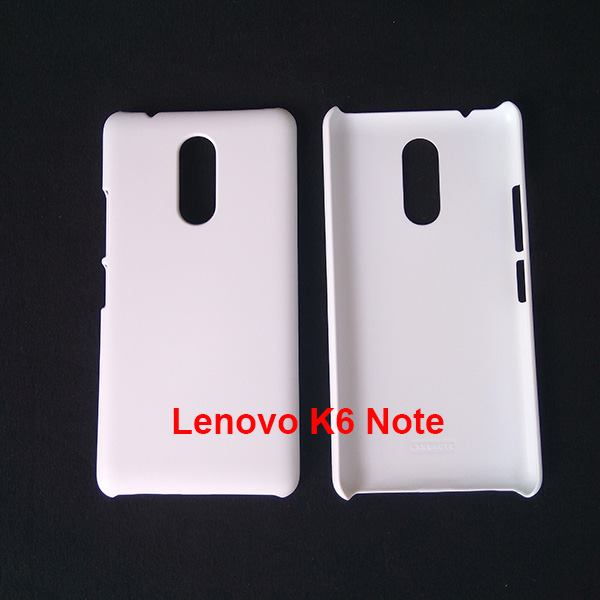 Jual Casing Polos 3D Sublim Lenovo K6 Note