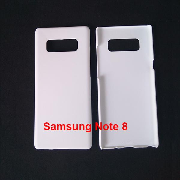 Jual Casing Polos 3D Sublim Samsung Note 8