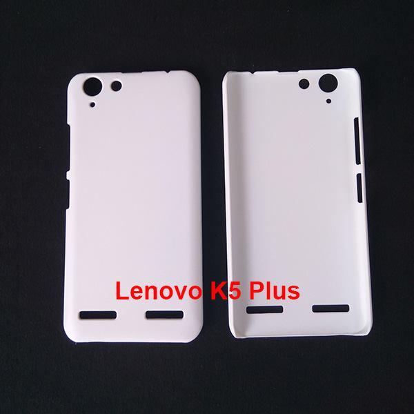 Jual Casing Polos 3D Sublimasi Lenovo K5 Plus