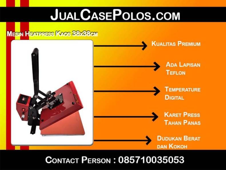 Jual Mesin Press kaos