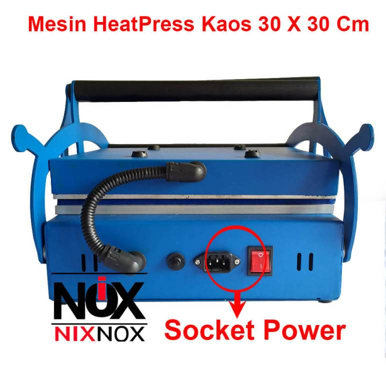 Alat Sablon Hot Press Multifungsi