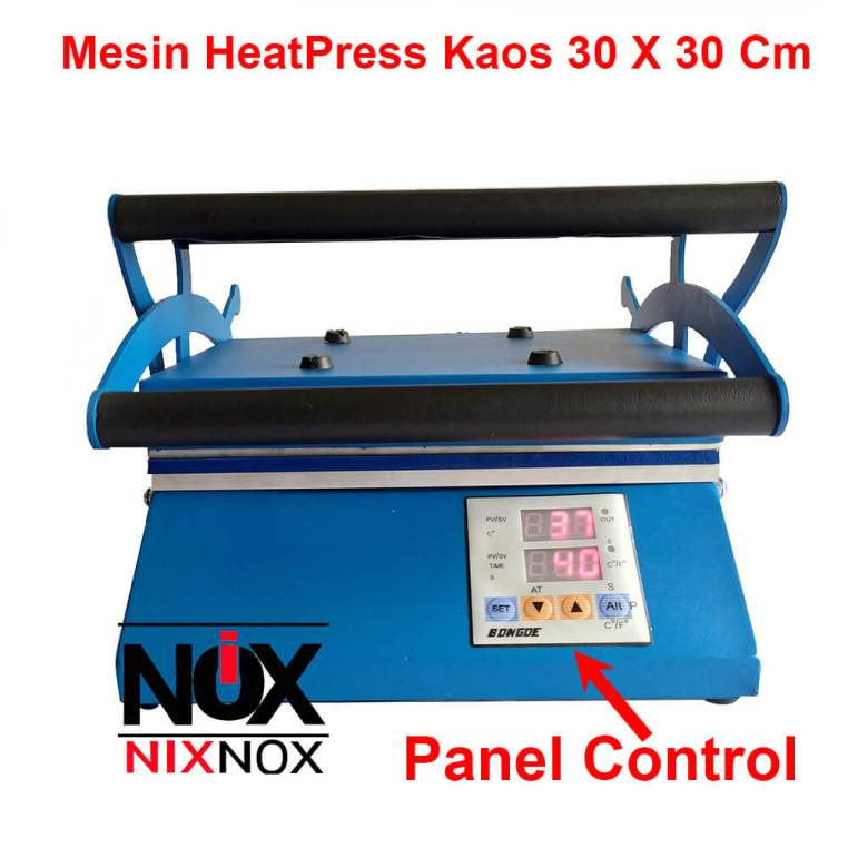Jual Mesin Press Kaos 600 Watt