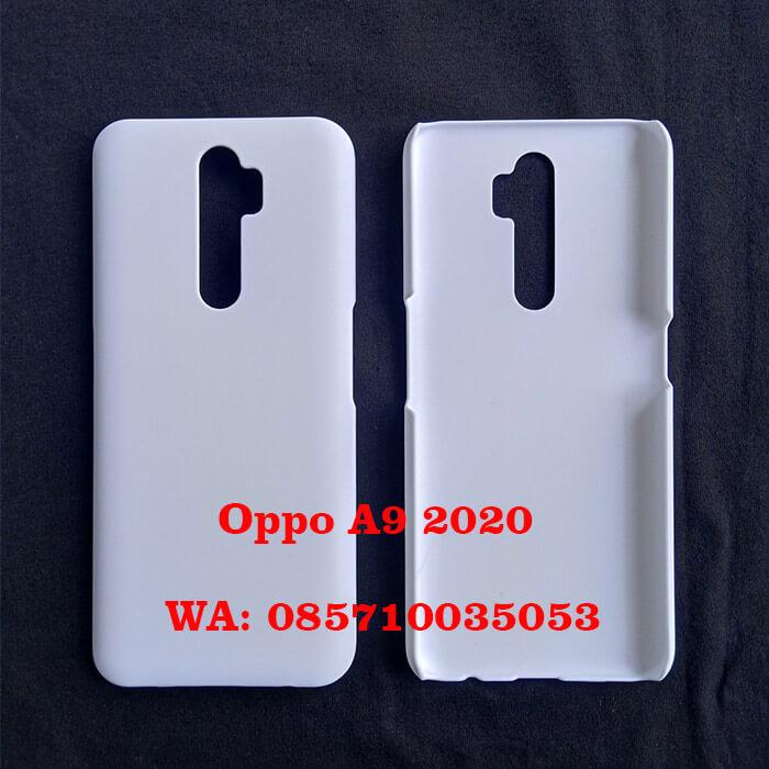 Jual Case Polos 3D Oppo A9 2020