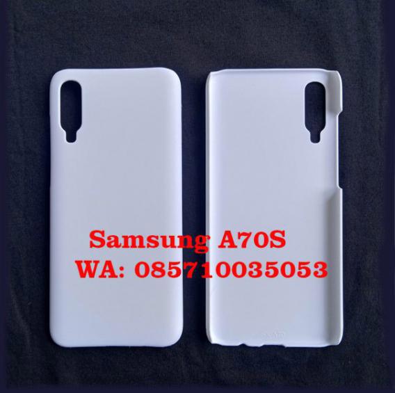 Jual Case Samsung Galaxy A70S Polos